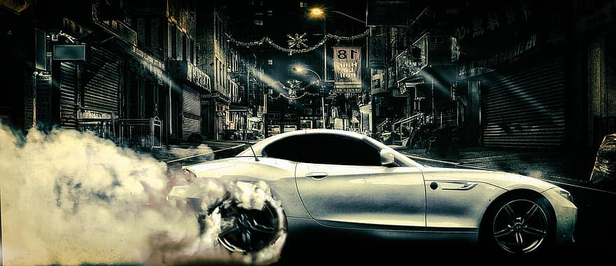 greitas automobilis