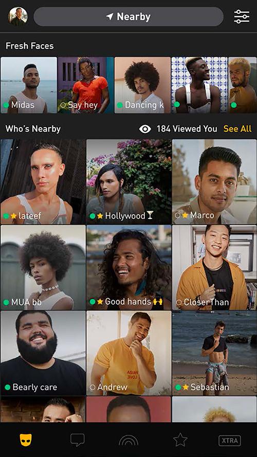 grinder dating website
