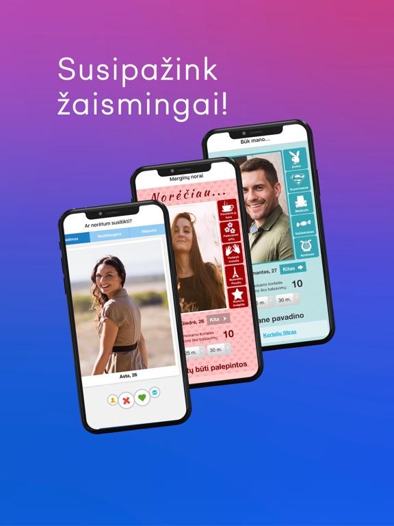 naujas pažintys apps 2021