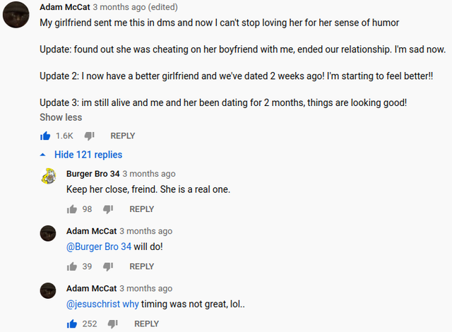 online dating mitai