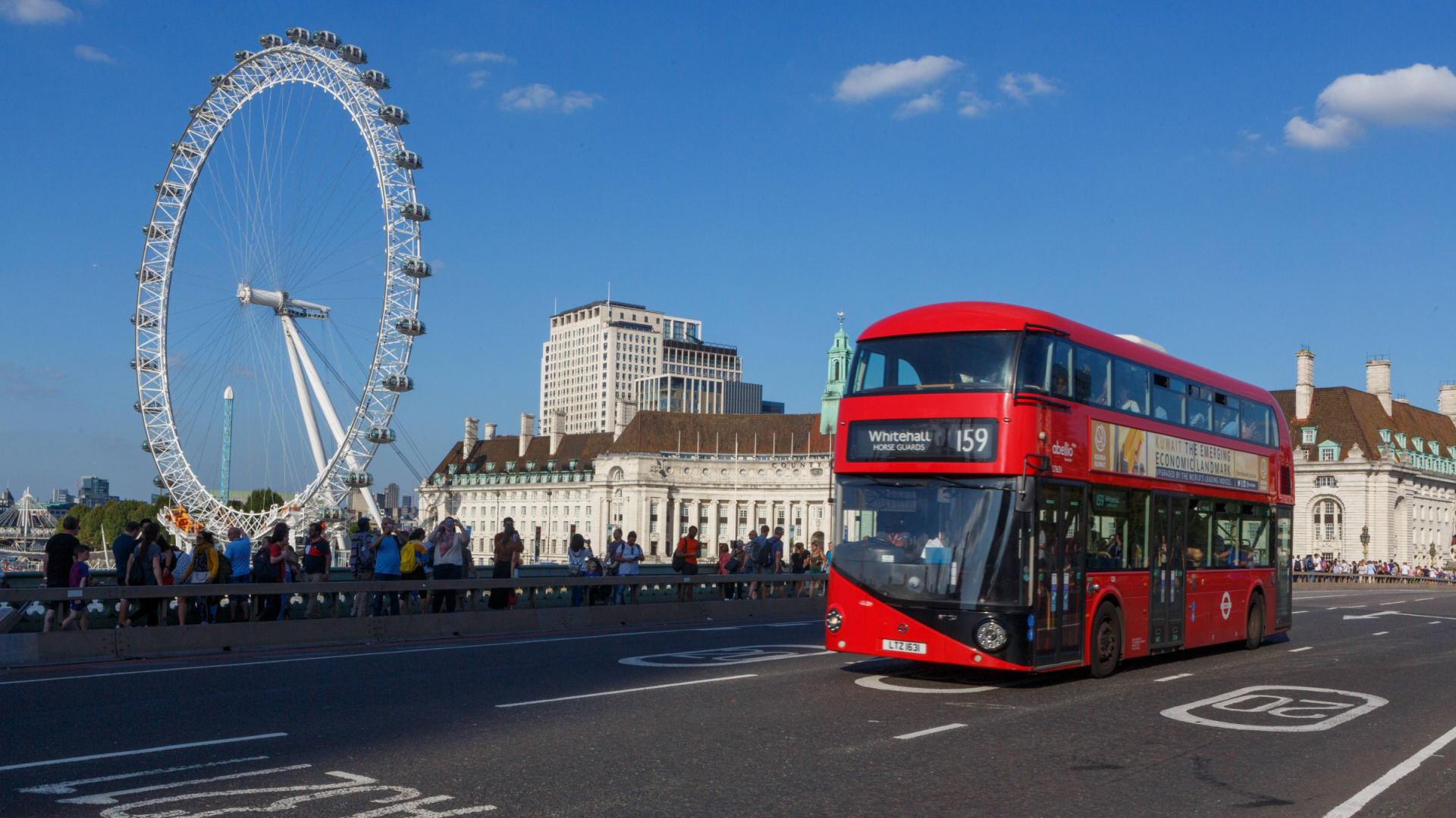 greitas londono apžvalgos