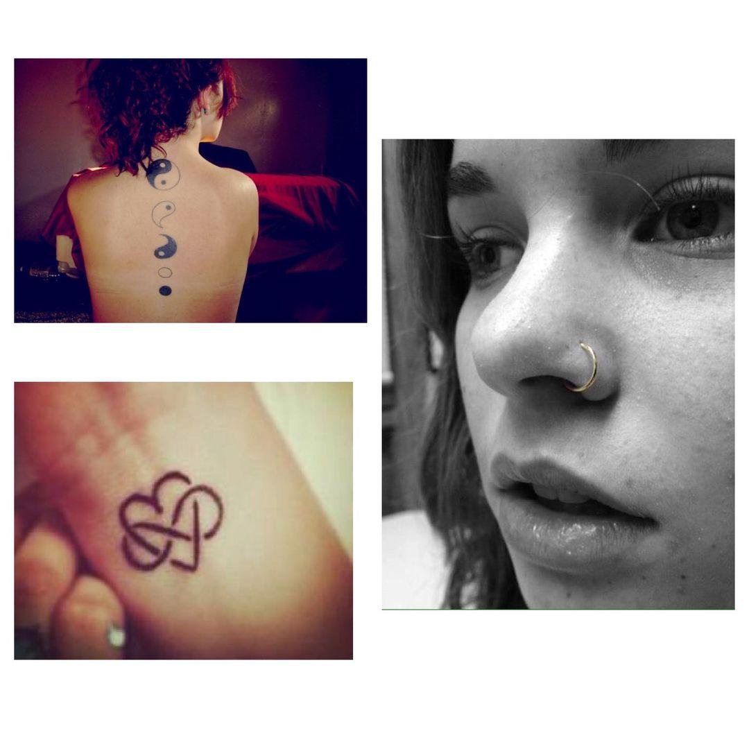 tatuiruotės ir auskarai pažintys pažintys tiltų žaidėjai