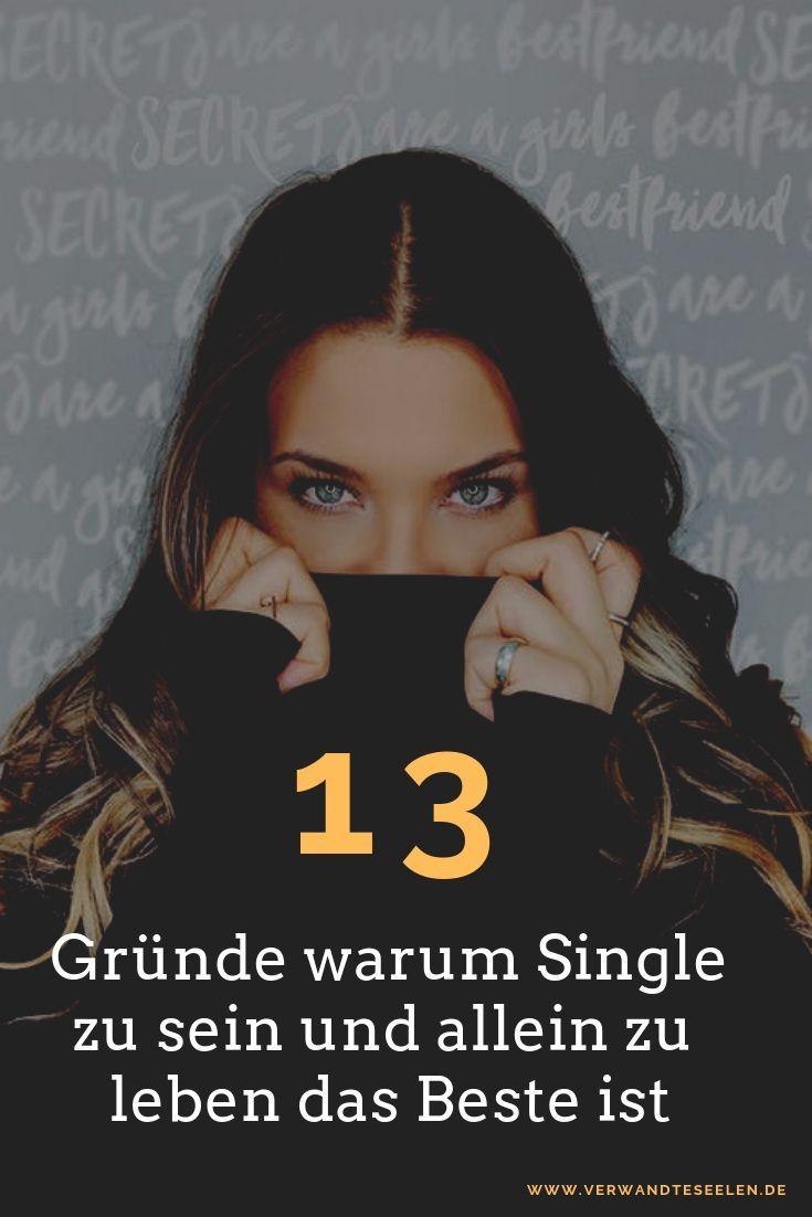 warum sollte man single sein